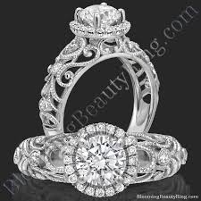 unique wedding rings for women unique engagement rings for women by blooming beauty jewelry