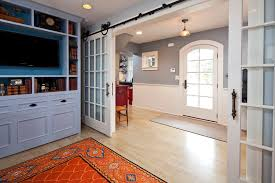 Master Bedroom Double Doors Sliding French Doors Interior Bedroom Contemporary With Master