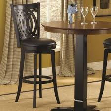 30 Inch Bar Stool 30 Inch Swivel Bar Stool With Upholstered Seat And Designed Back