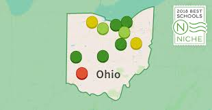 Dublin Ohio Map by 2018 Best Districts In Ohio Niche