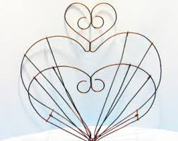 wire wall hanging etsy