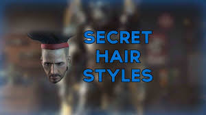 fallout 4 secret hairstyles all la coiffe magazine locations