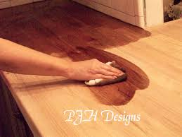 wood flooring for countertops bstcountertops remodelaholic easy butcher block countertop tutorial