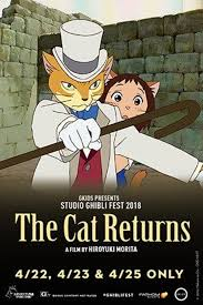 ghibli film express the cat returns studio ghibli fest 2018 east bay express