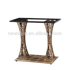 wrought iron table legs wrought iron table legs suppliers and