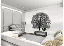 wandbild schlafzimmer fototapete baum im winter schwarz weiß riesen wandbild wohnraum
