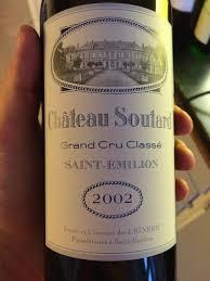 learn about chateau soutard st 2002 château soutard bordeaux libournais st émilion