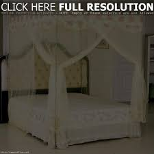 king canopy bed drapes 4 corners post bed curtain canopy mosquito