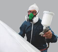 Face Paint Spray - protection for spray painting