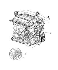 engine assembly u0026 identification u0026 service for 2013 jeep patriot