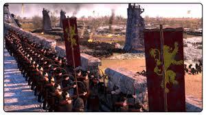 Map Of Kings Landing Siege Of Kings Landing Seven Kingdoms Total War Mod Gameplay