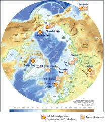 Frontier Seat Map The Arctic Confronting The Cold Hard Truths About The Last