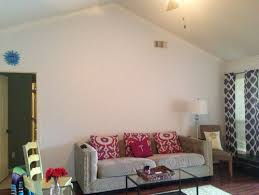 what to do with empty space in living room vast blank wall space in living room