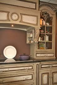 Light Brown Kitchen Cabinets Small Kitchen Decoration Using Dark Brown Kitchen Wall Paint