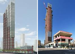 live in brooklyn u0027s tallest tower for 833 month lottery launching
