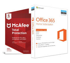 home microsoft office buy microsoft office 365 home and mcafee tp 5 devices at argos