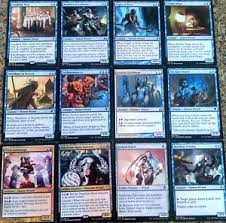 wizard collection tribal deck edh commander mtg rare magic