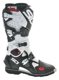 short motocross boots sidi