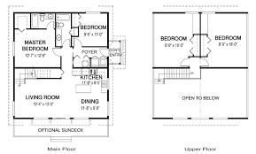 House Plans Lark 1 Linwood Custom Homes 32 X 30 House Plans