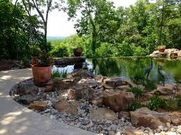 Backyard Swimming Ponds - natural swimming pond near lawrence ks total habitat