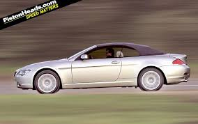 2005 bmw 645i review bmw 645ci convertible review the about cars