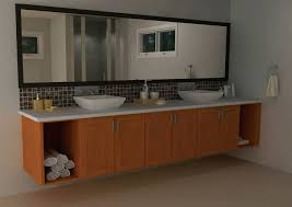 Using Kitchen Cabinets For Bathroom Vanity Using Ikea Kitchen Cabinets For Bathroom Vanity Faced