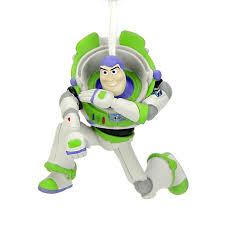amazon com hallmark disney pixar toy story buzz lightyear holiday