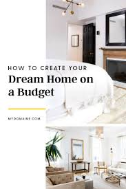 Design My Home On A Budget 1118 Best Tips U0026 Tricks For The Home Images On Pinterest Room