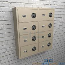 Small Locking Cabinet Small Arm Security Compartments Locking Handgun Storage Cabinets