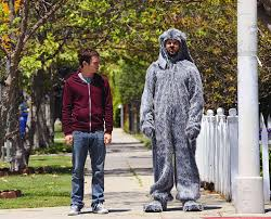 Wilfred Costume Elijah Wood Chats About His Roles In U0027wilfred U0027 And U0027the Hobbit