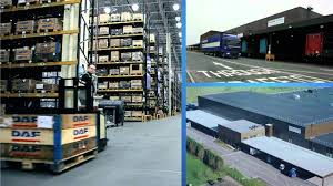 paccar truck parts paccar parts distribution technology youtube