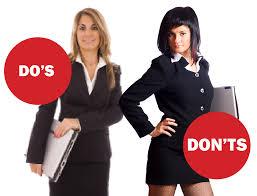 perception u0026 the employment interview interview attire skirt