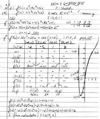 ap calculus homework problems