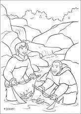 brother bear coloring book pages brother bear 15 coloring