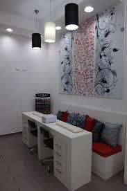 Salon Suite Geneva Il Mobbela Esmalteria Depil Projeto De Decoração Geovana Frois Nail