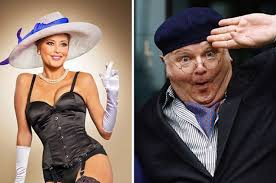 Who Is Holly Valance Holly Valance And Benny Hill And The Strangest Celebrity Relatives