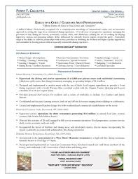 Resume Examples For Cooks by Professional Chef Resume Example Professional Resume Samples