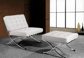 White Chair With Ottoman Armchair And Ottoman Set Tags White Armchair With Ottoman Modern