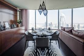 zen interiors step inside this lovely 2 bedroom apartment in burj khalifa