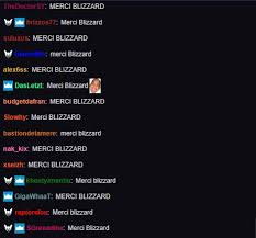 Blizzard Resume Hurkhai Hurkhai Twitter