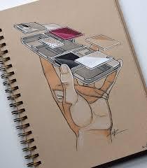 dd05411641ed43b329b33b886a33f319 product sketch markers design