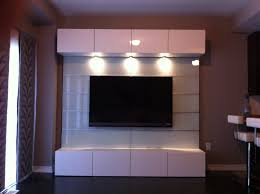 bedroom window treatments and tile floors with bedroom tv unit