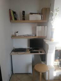 bureau en coin spécial intérieur disposition en outre bureau de coin configuration
