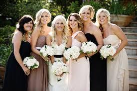 malibu bridesmaid dresses classic black and white malibu wedding inspired by this
