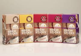 drink spotlight barnie s coffee company roast brew sticks