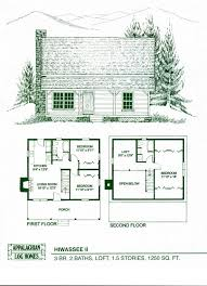 vacation home floor plans cabin plans log floor with loft 12x32 plan and covered luxihome