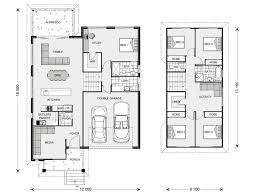 5 Level Split Floor Plans by Regatta 264 Home Designs In Southern Highlands G J Gardner Homes