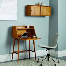 Secretarys Desk Mid Century Mini West Elm