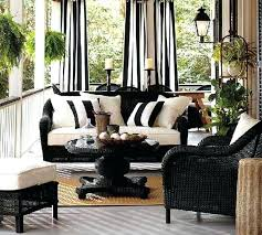 Wicker Patio Furniture Cushions Black Patio Furniture Royal Black Sands Black Patio Chair Cushions