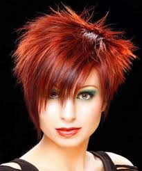 hair cuts with red colour 2015 20 short sassy haircuts short hairstyles 2016 2017 most